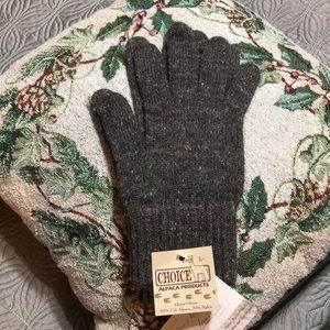 Accessories - Alpaca gloves 80% alpaca, 20% nylon